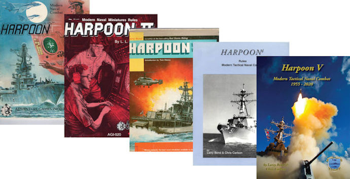 Harpoon Versions