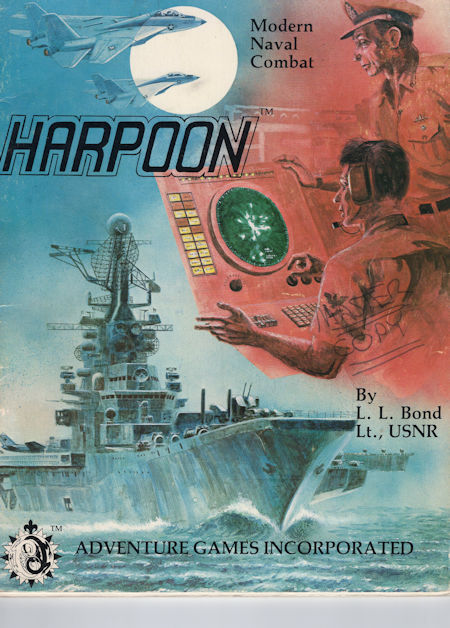 Harpoon Version 1
