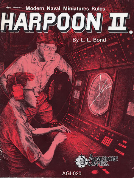 Harpoon Version II