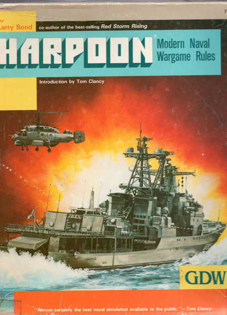Harpoon Version 3